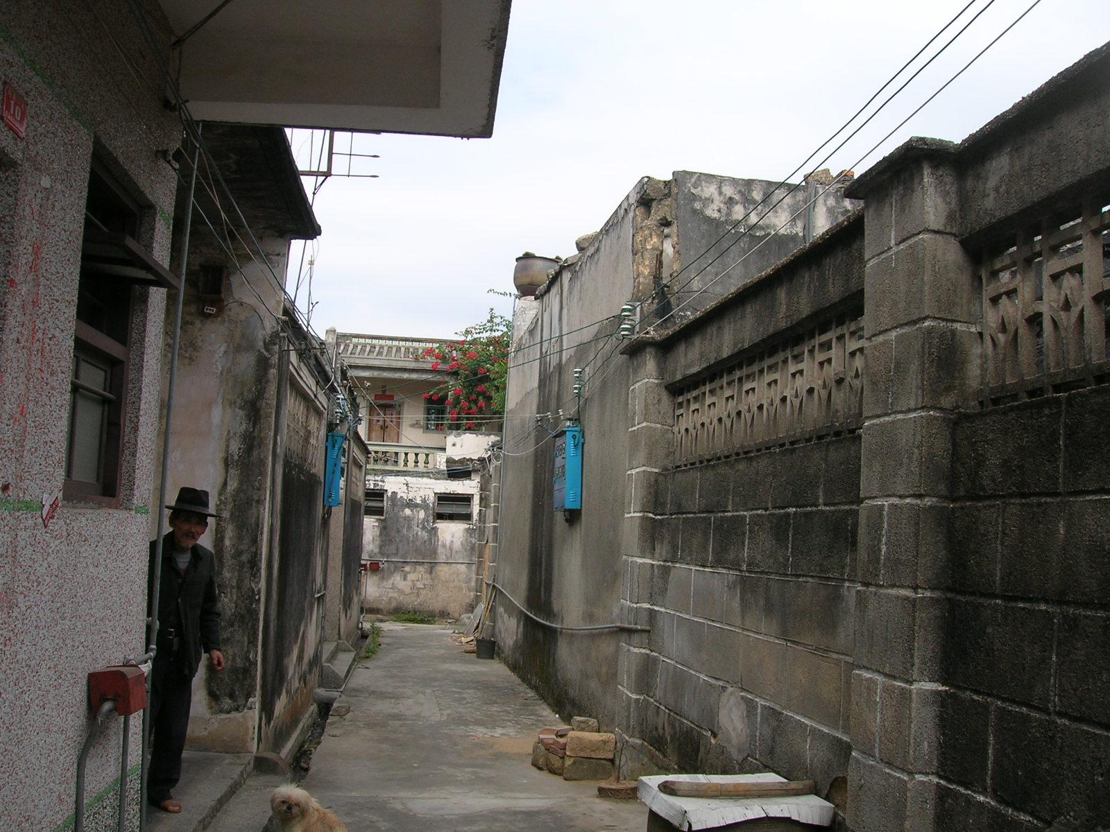 风景 古镇 建筑 街道